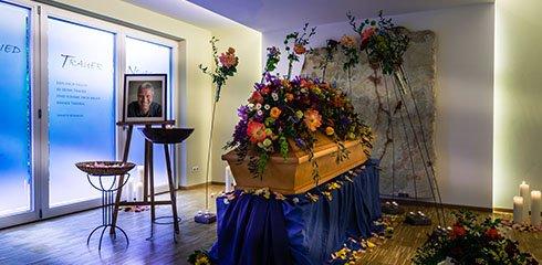 Mögliche Bestattungsarten