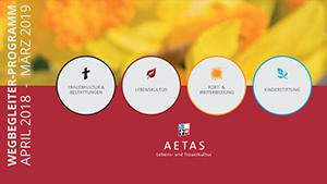 AETAS Wegbegeleiterprogramm