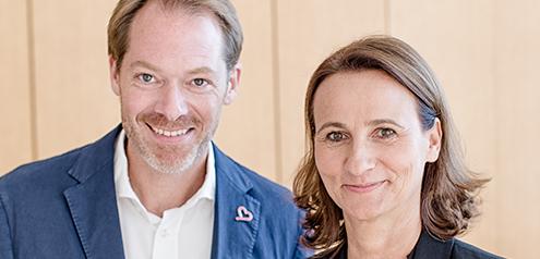 Florian Rauch und Nicole Rinder AETAS